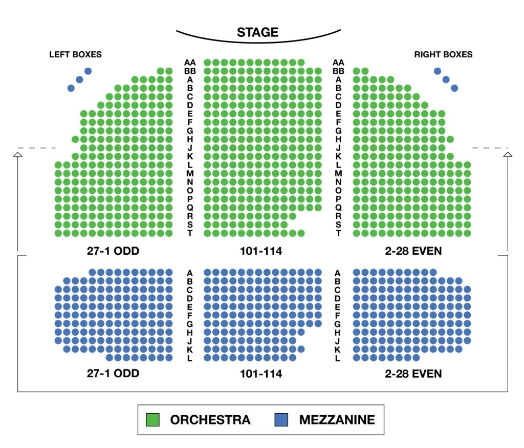The Most Amazing Along With Gorgeous Broadhurst Theatre Seating Chart In 2020 Music Box Theater Seating Charts Theater Seating