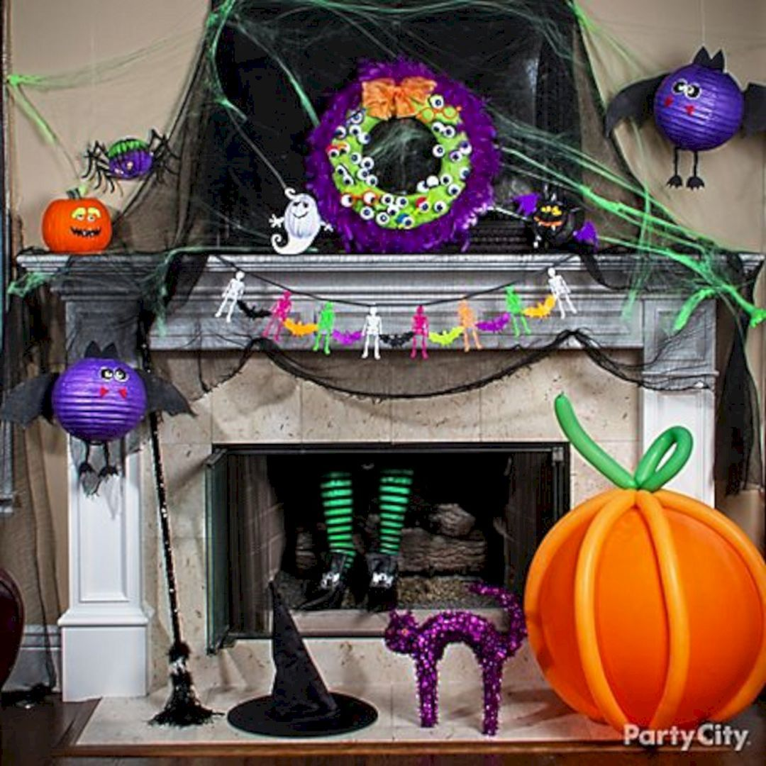 24 Easy DIY Halloween Decoration Ideas On Your Budget