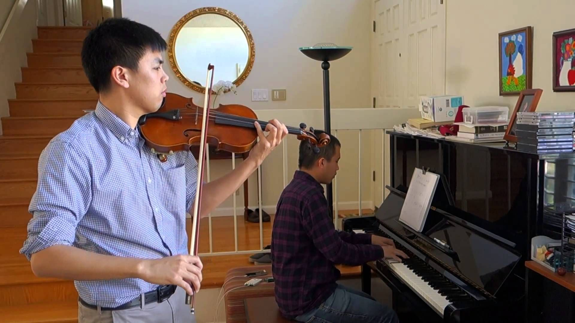 Disney Classics Medley Violin And Piano Violin Songs Violin