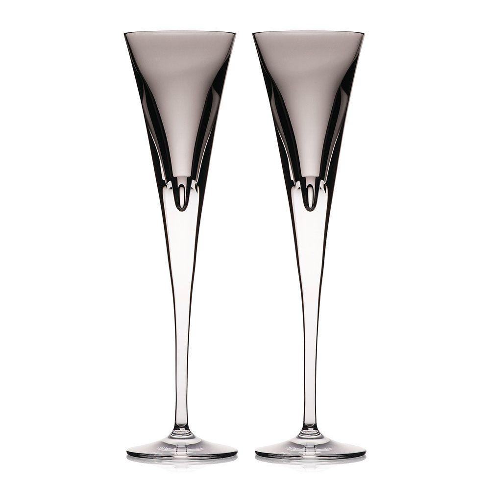 Waterford Eclipse Champagnerfloten Zweierset Schiefer Jetzt