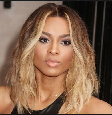Ciara Hairstyles Top 15 Long Blonde Hairstyles   Pinterest  Hair Coloring