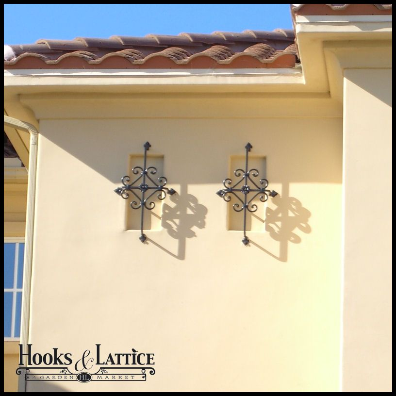 exterior window bars security. browse decorative window accents and grills in gorgeous wrought iron styles. need custom grills? exterior bars security