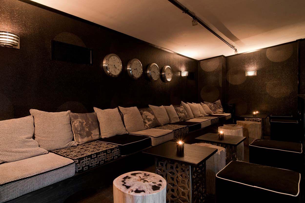 Raumkonzepte Peter Buchberger / Project: P1 München | restaurant bar ...