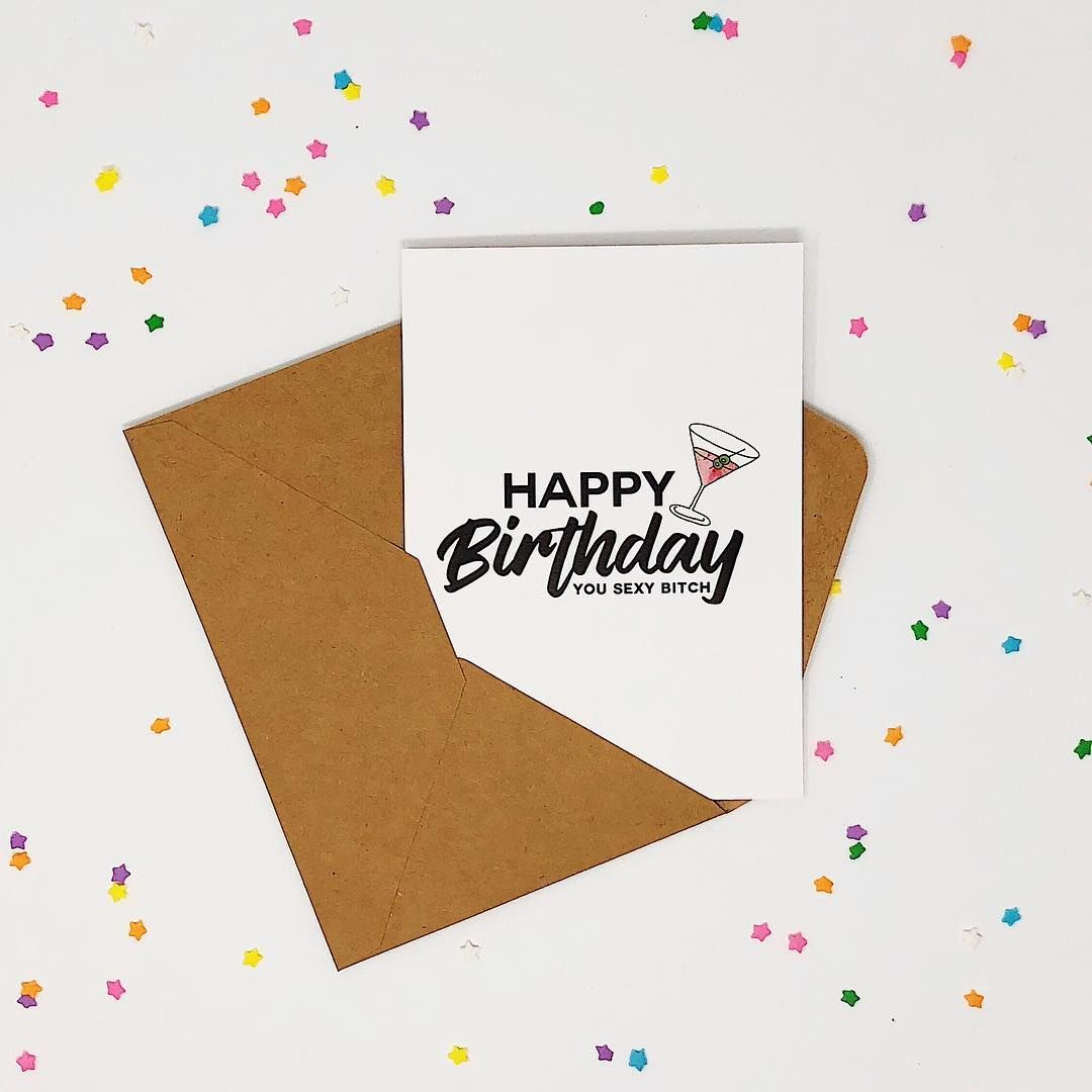 For The Sexy Grown Up Girl In Your Life Birthday Cards Dont Have