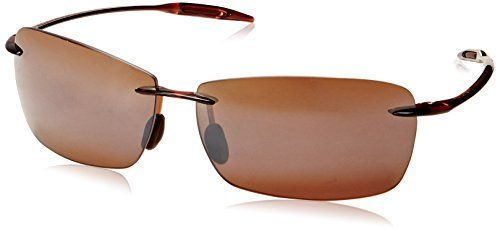 20cd56867d14 Maui Jim Sunglasses Lighthouse Frame Rootbeer Lens Polarized HCL Bronze     You can get more