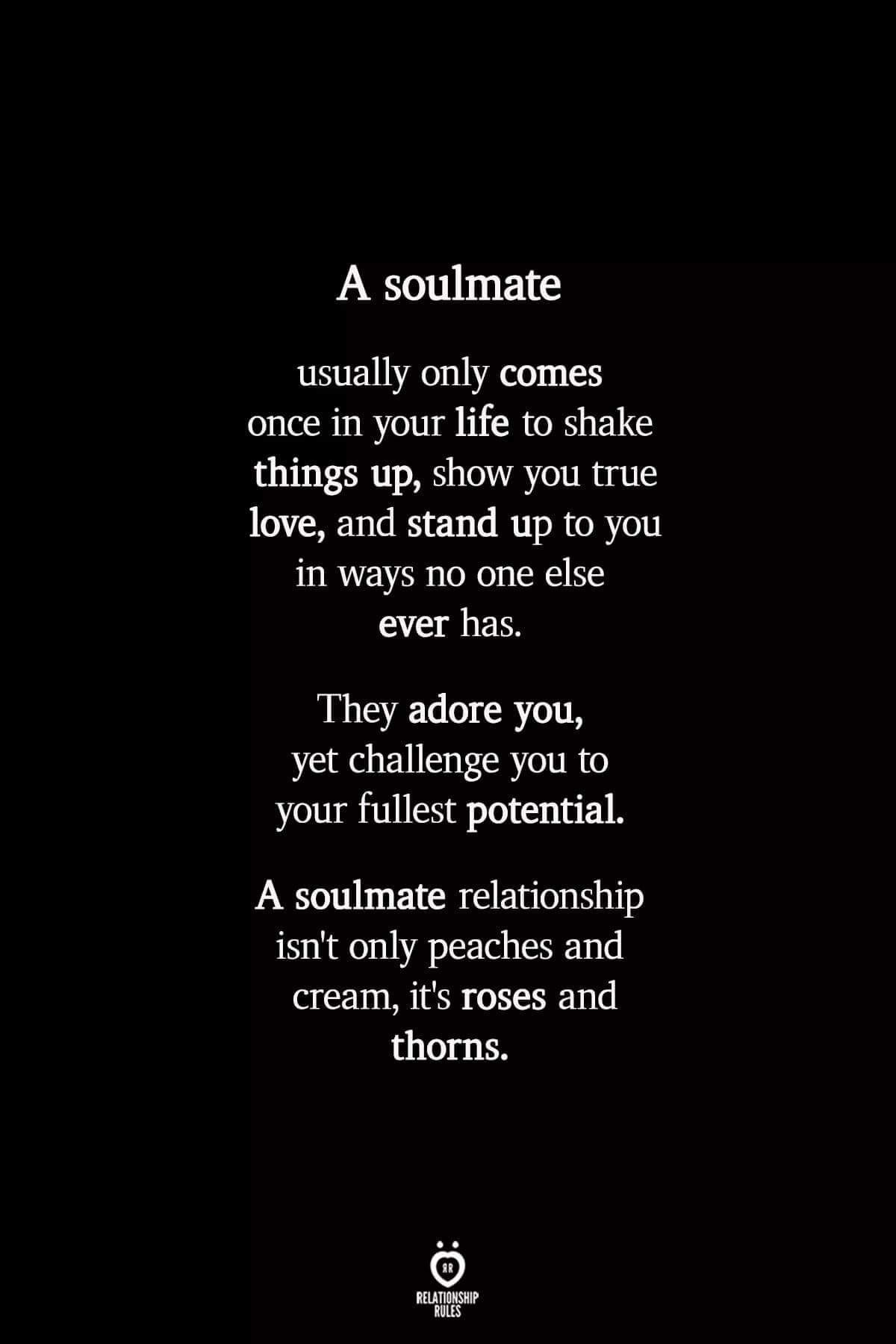 Pin By Anika Khalid On Quotes | Soulmate Love Quotes, Love