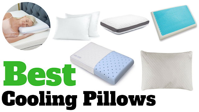 Bed Pillow Top 5 Best Cooling Pillows Ideas With Product Links