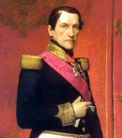le prince Léopold de Saxe-Cobourg, âgé de 40 ans, accède au trône le 21 juillet 1831 veuf de sa 1ere epouse l'héritière du trône britannique, la princesse Charlotte,Le 9 août 1832, Léopold se remarie avec Louise-Marie d'Orléans (22 ans), fille du Roi de France