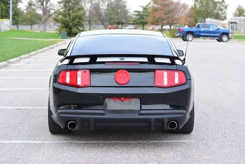 2010 Ford Mustang for sale at UNISELL AUTO in Omaha NE