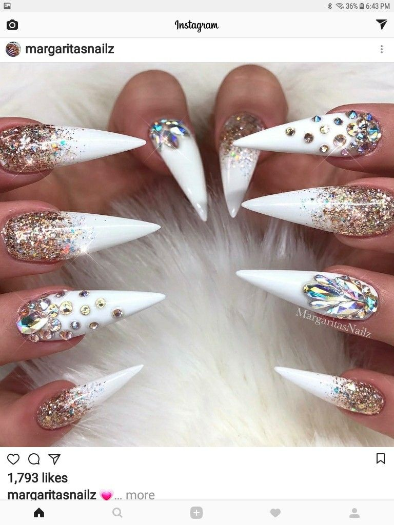 ♕PINTEREST:KIANIA | CLAW COUTURE | Pinterest | Nail nail, Make up ...