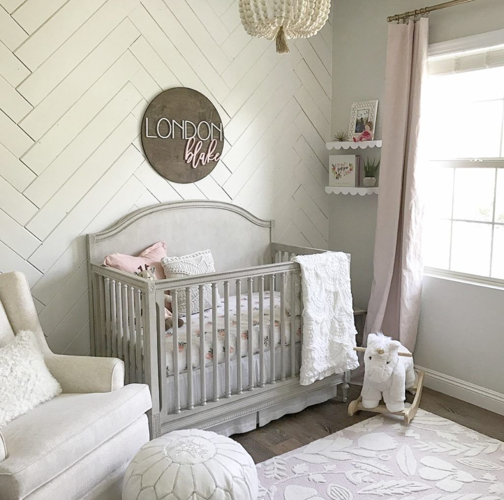 Tell Us Which Project You ♥ the Most Baby room decor