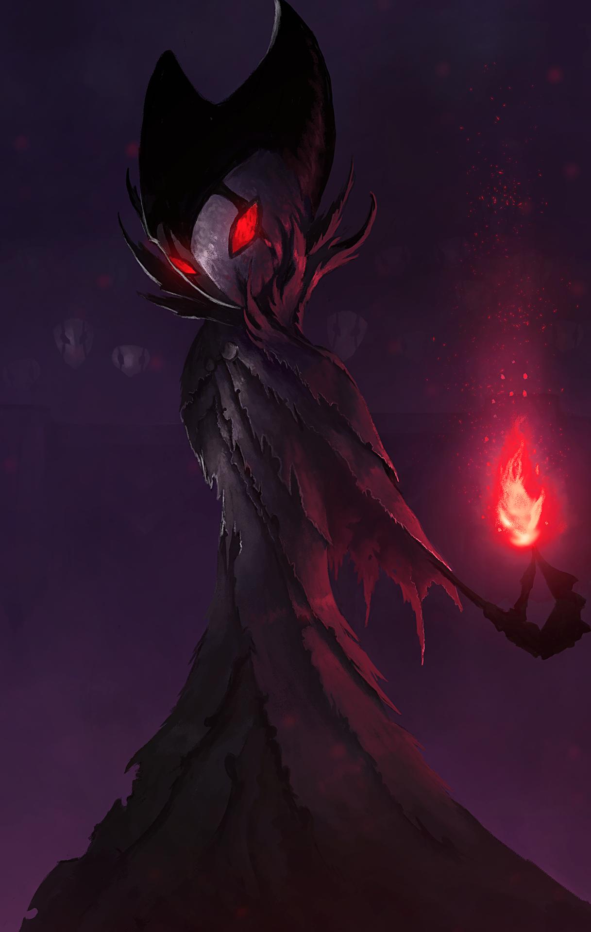 Nightmare King Grimm by Istrandar Reddit Hollow art
