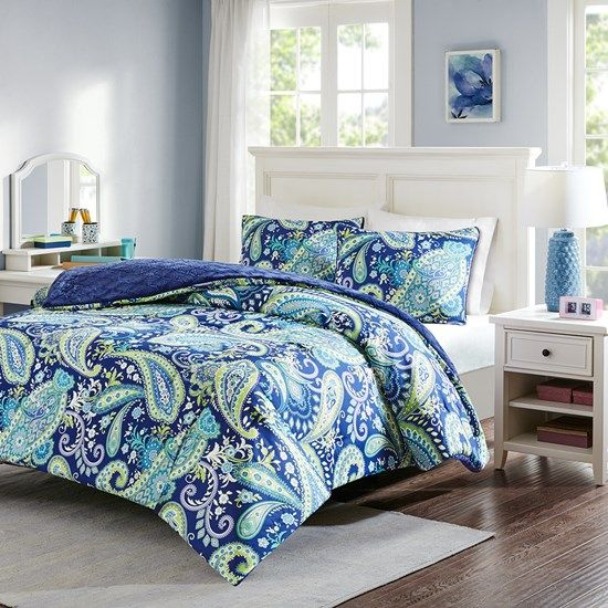 Melissa Reversible Comforter Mini Set Comforter Sets