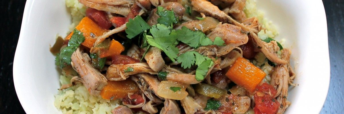 Paleo Chipotle Chicken Burrito Bowl Paleo diet recipes