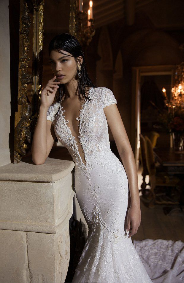 sultry sexy wedding dresses 2015