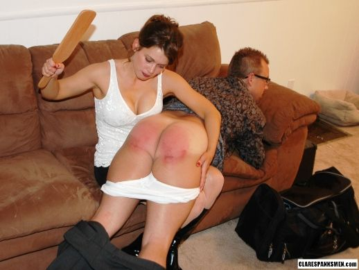 Audrey knight spank — photo 1