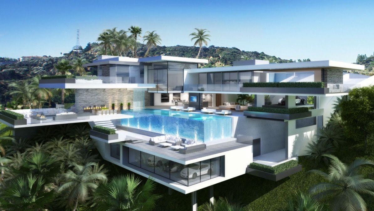 Pin Oleh Ollievptv Di Super Cars And More Rumah Besar Arsitektur Rumah Home Fashion