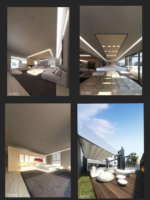 A-cero Blog - Joaquín Torres Architects | NUEVAS IMÁGENES DE OBRA DE LA REFORMA INTEGRAL DE ÁTICO EN EL CENTRO DE MADRID
