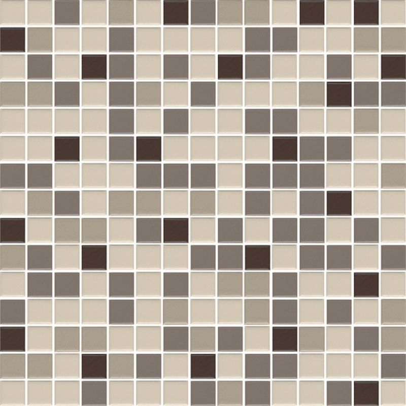 Tile Mosaic Sheet Thaicera 19x19 Silk Mix 06s-mm I/N 6668622 ...