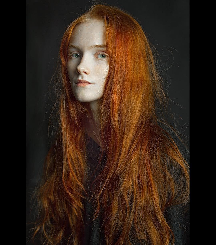 Alexandra Zhukova (Александра Жукова) Portrait, How to