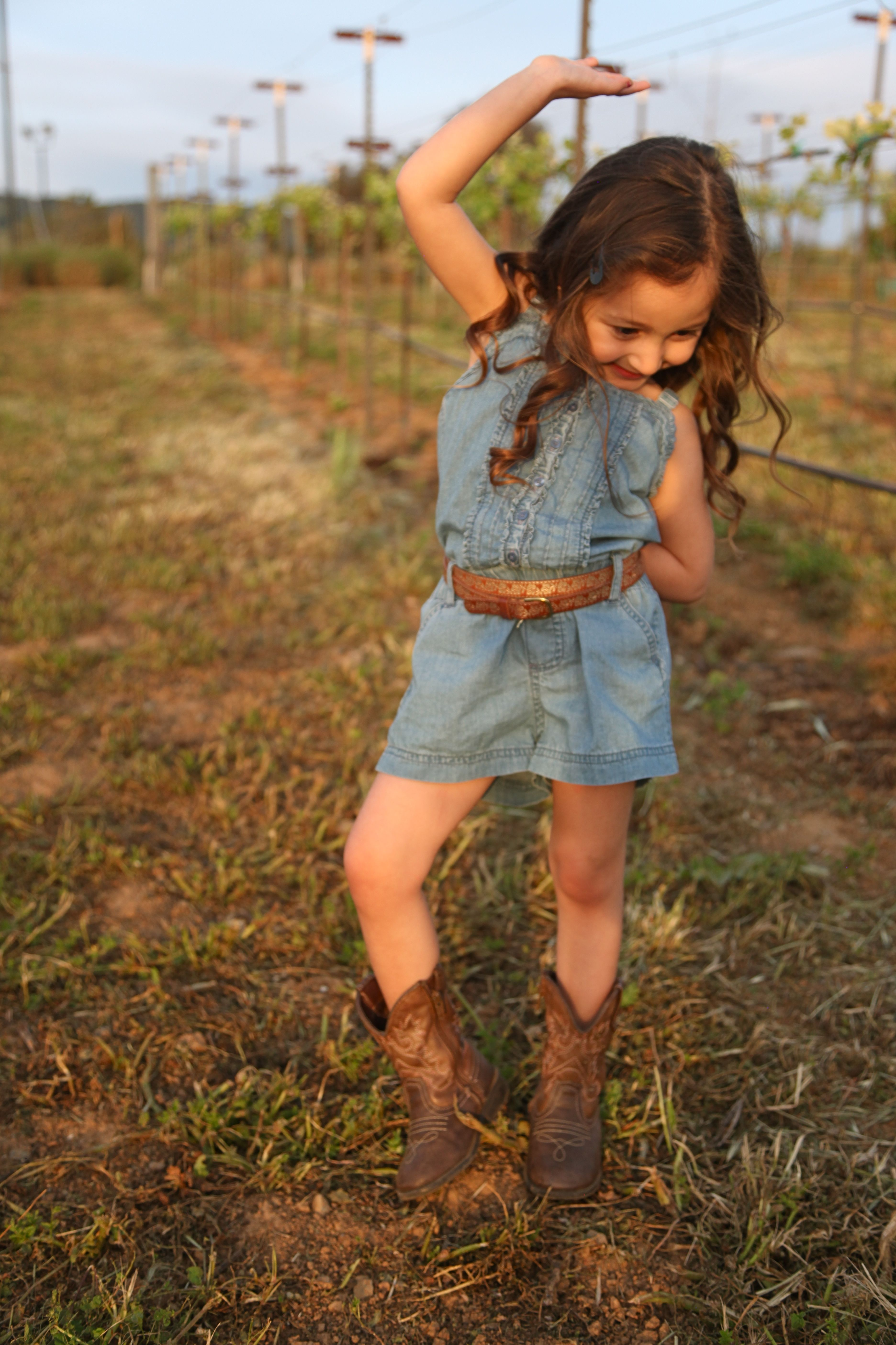 Rustic Mother Daughter (mommy/toddler