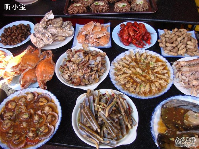Qingdao Seafood Study Abroad in China contact: qdc 2@hotmail com