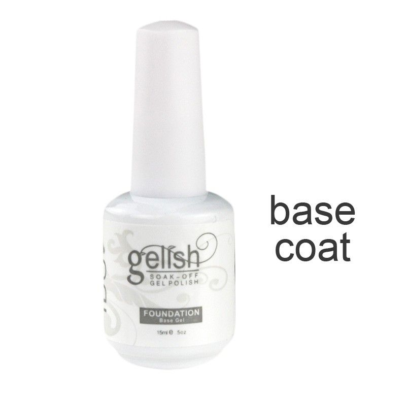 Base Coat I Do Gelish Soak Off Uv Gel Nail Polish