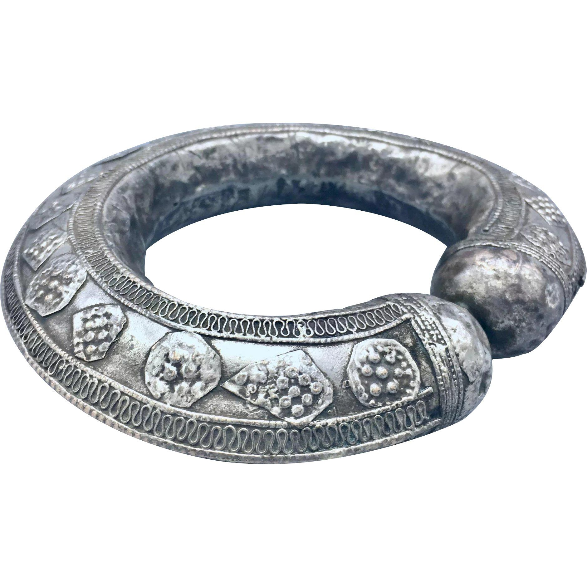 wedding bracelet Syria coin bangle bracelet made of genuine coins Syria gift