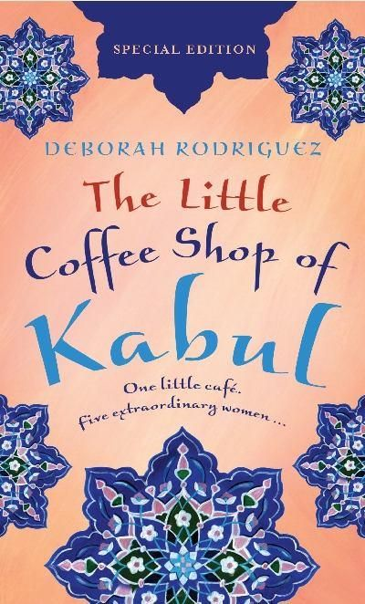 Image result for The little coffee shop of kabul book cover