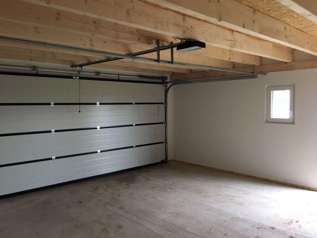 Modul Garagen Von Innen