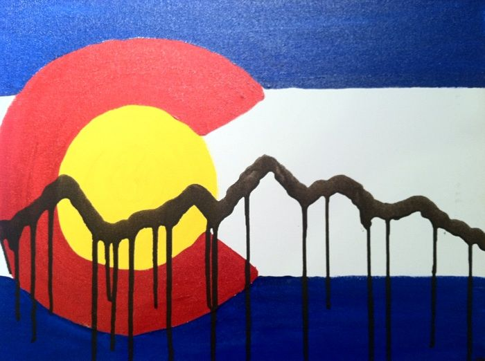 Tattoo Idea Colorado Art Colorado Painting Painting