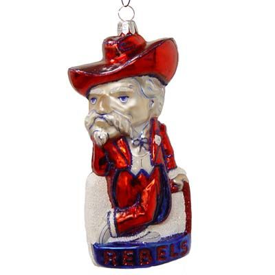 Ole Miss Football, Football Snacks, Ole Miss Rebels, Trendy Tree,  Mississippi State - Pin By Brenda Hinson On Art Christmas Ornaments, Ole Miss, Christmas