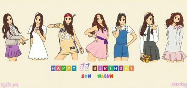 #나은아생일축하해 #22YrsOfNaeun