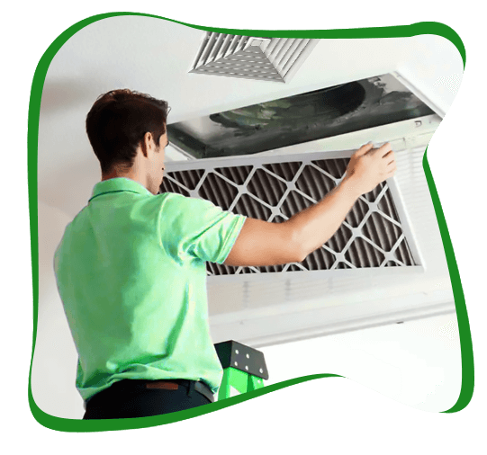 HVAC Cleaning in California Air Duct Cleaning Service in