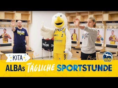 Kita 5 | Superkräfte | ALBAs tägliche Sportstunde - YouTube