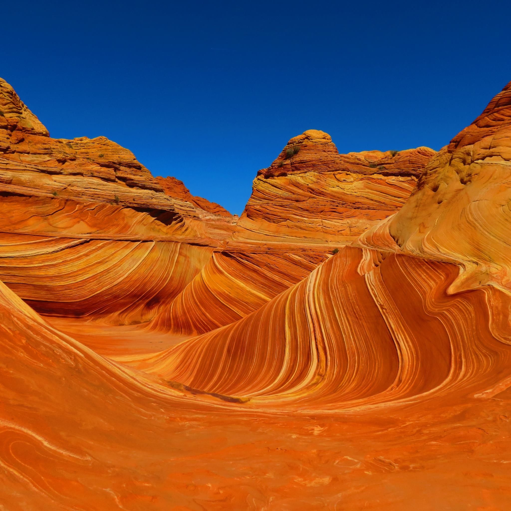 The Wave Near Kanab Utah Special Permit To Hike In Only 20