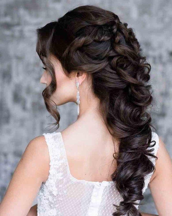 21 Classy And Elegant Wedding Hairstyles Modwedding Celebrity Wedding Hair Wedding Hair Down Elegant Wedding Hair