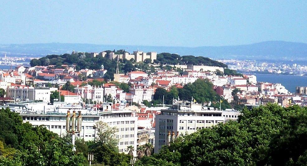Castelo de São Jorge - O Leme - Imagens de Lisboa