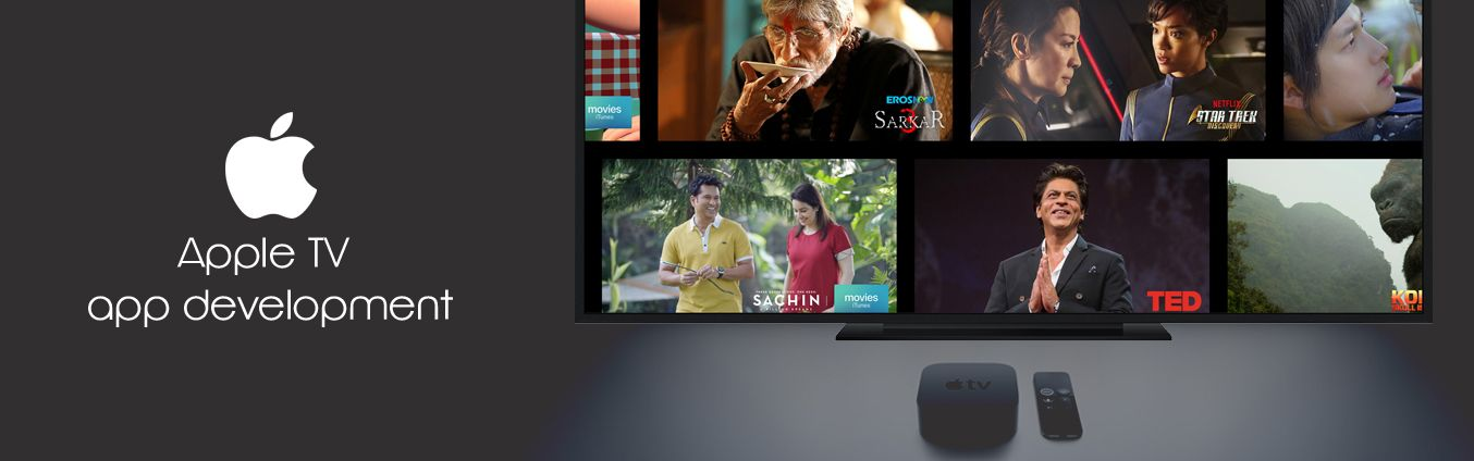4 Way Technologies is an Apple TV app development services