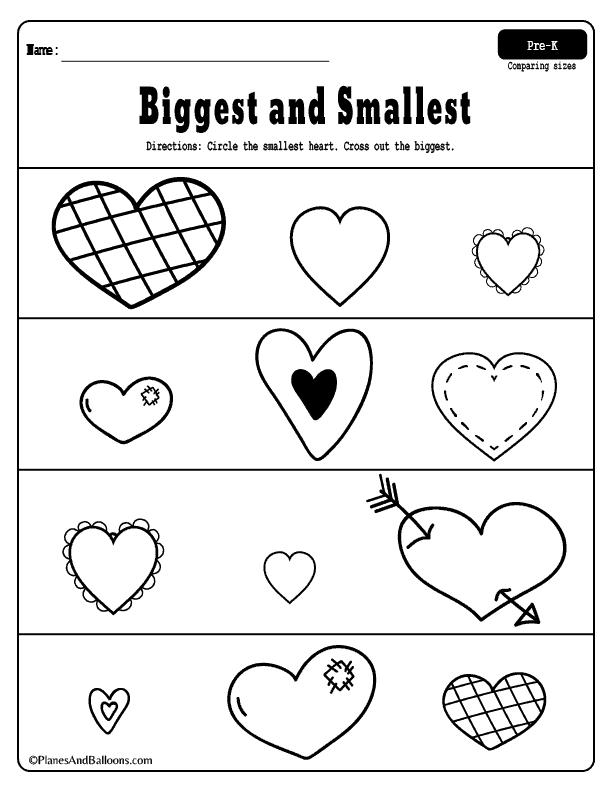 64 Free Printable Valentine Worksheets For Preschool Design Corral - 35+ Free Printable Valentine Worksheets For Kindergarten Images