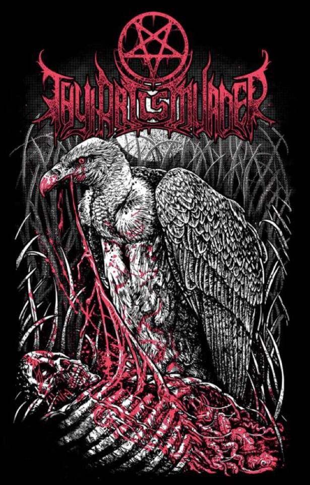 89fe84f6c20 Thy Art Is Murder newest logo  D