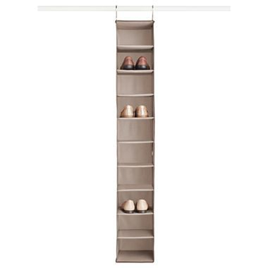 Merveilleux Michael Graves Design Hanging 10 Shelf Shoe Organizer   Jcpenney