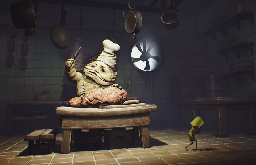 Gamescom 2020 Little Nightmares Ii Looks Even More Unsettling Than The First Nightmare Little Nightmares Fanart Horror Game