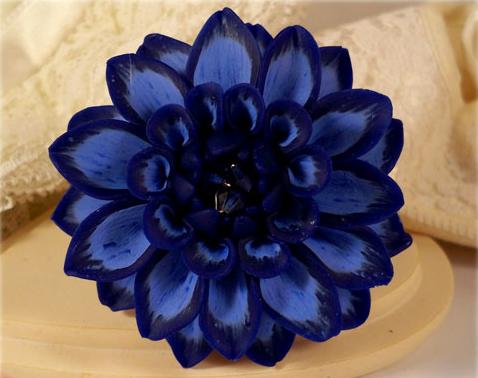 Blue Dahlia Inspiration For Tattoo Blue Flower Tattoos Dahlia Flower Tattoos Blue Dahlia
