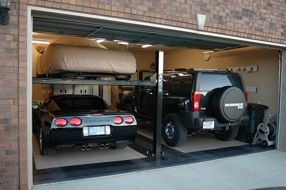 Edbon S Image Garage Lift Garage Car Lift Backyard Garage