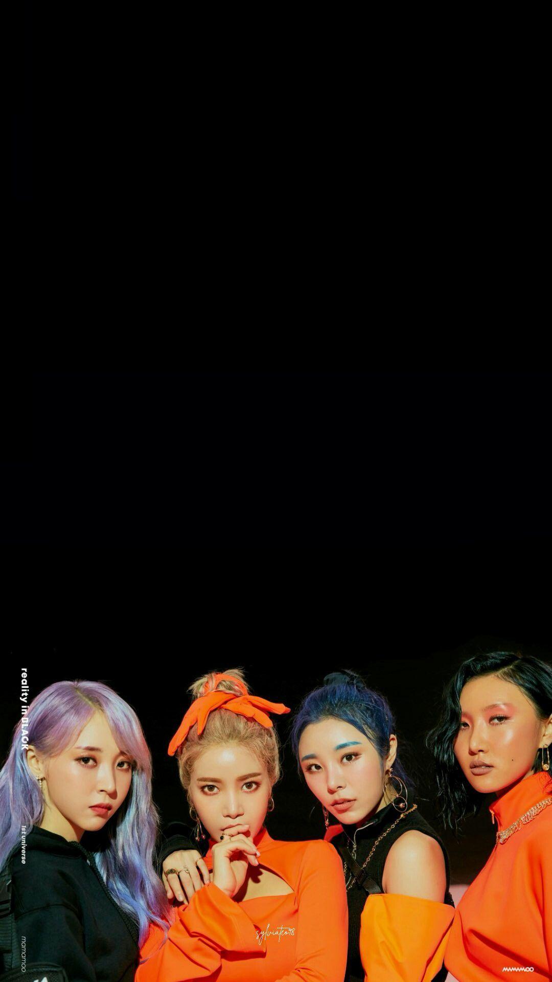 Kpop Wallpaper Kpop Kpop Wallpaper Kpop Iphone Wallpaper Mamamoo Kpop