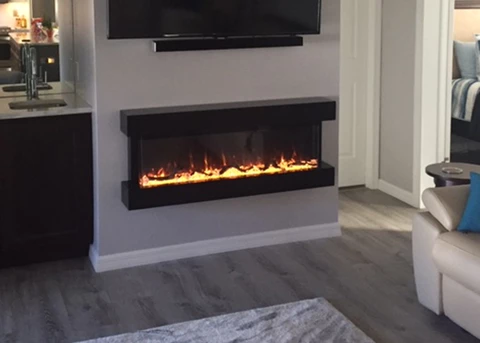 Electric Fireplace Gallery Touchstone Home Products Inc