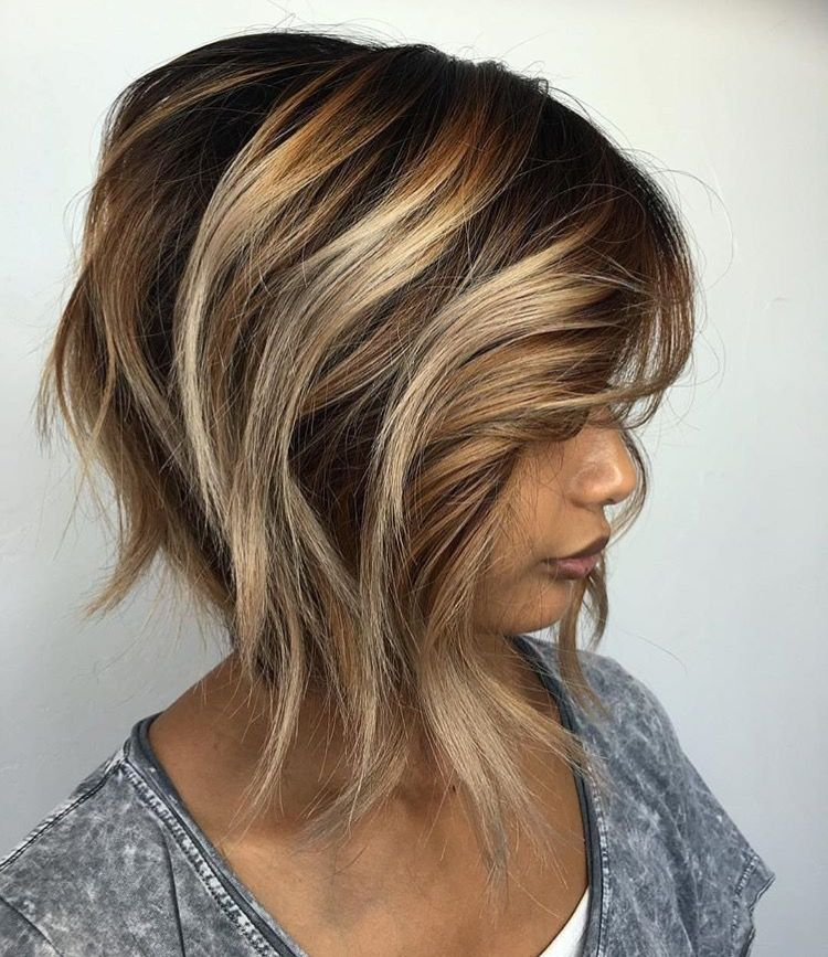 Pin By Heather Pins On Coiffure A Tester Hair Styles Haircut For Thick Hair Thick Hair Styles