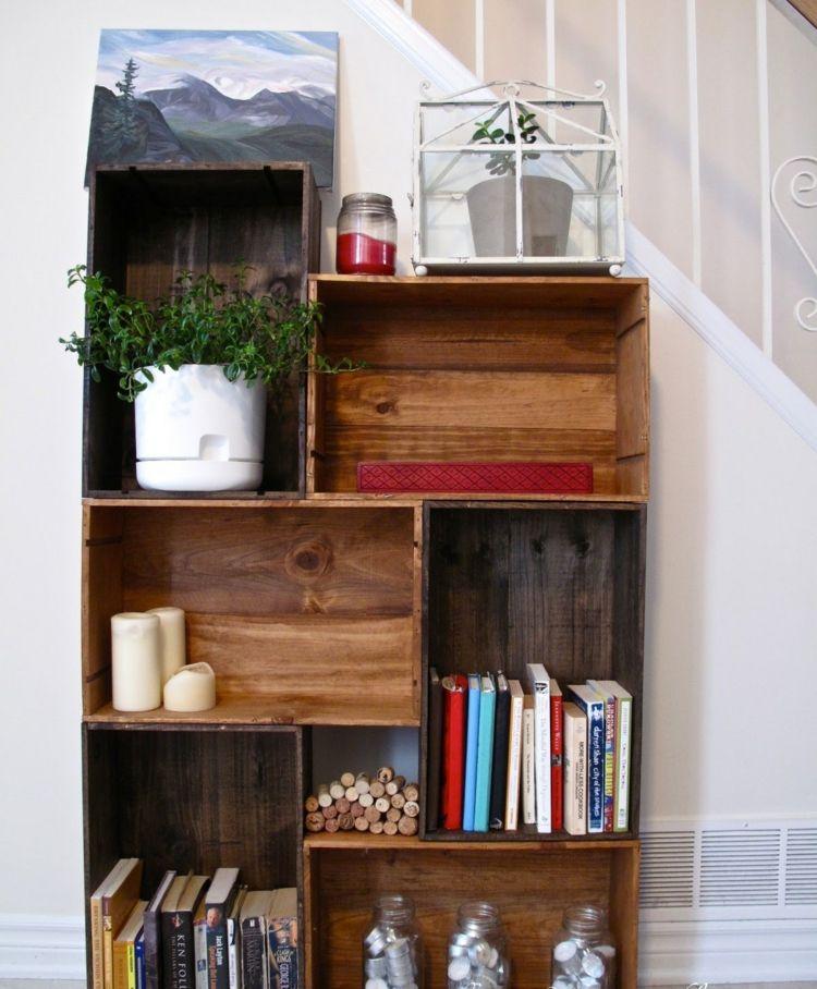 zweifarbiges regal f r den flur furniture pinterest art studios shop ideas and studio. Black Bedroom Furniture Sets. Home Design Ideas