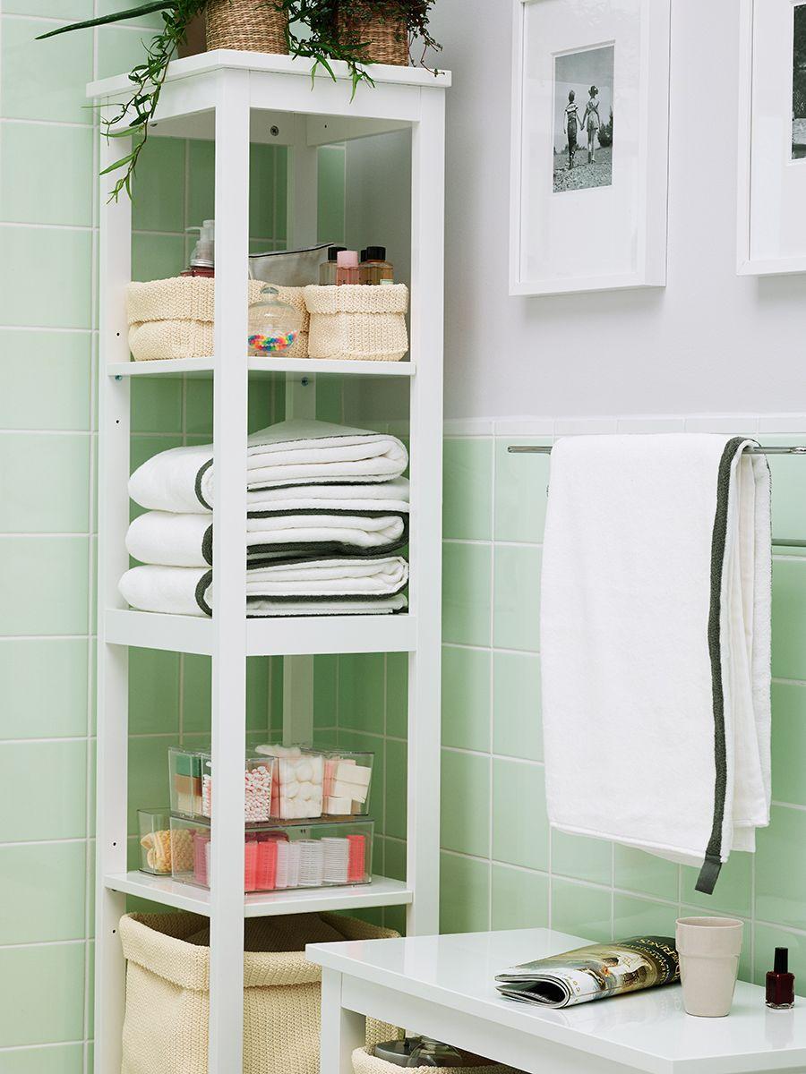 Smart badrumsförvaring är allt som behövs för att undvika kaos när ...